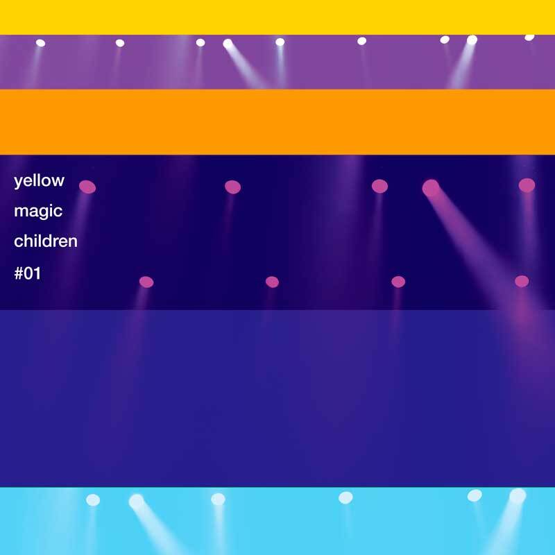 YMC - 『Yellow Magic Children #01』(通常盤) - 画像1