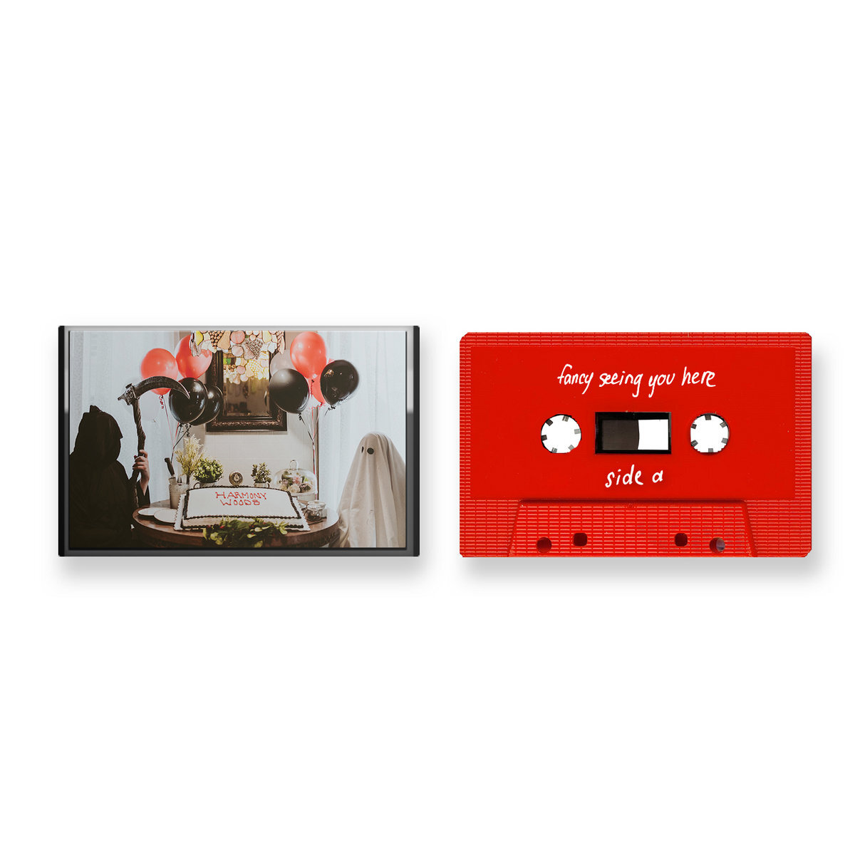Harmony Woods / Make Yourself At Home(50 Ltd Cassette)