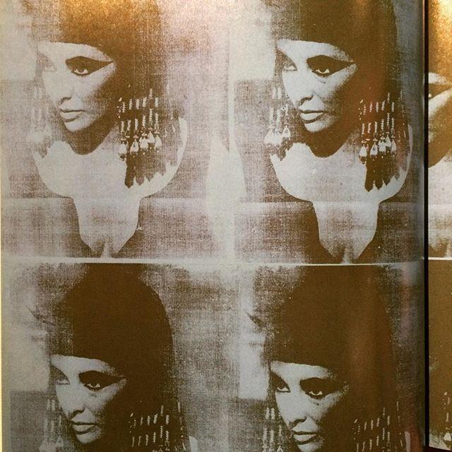 画集「Liz/Andy Warhol」 - 画像3