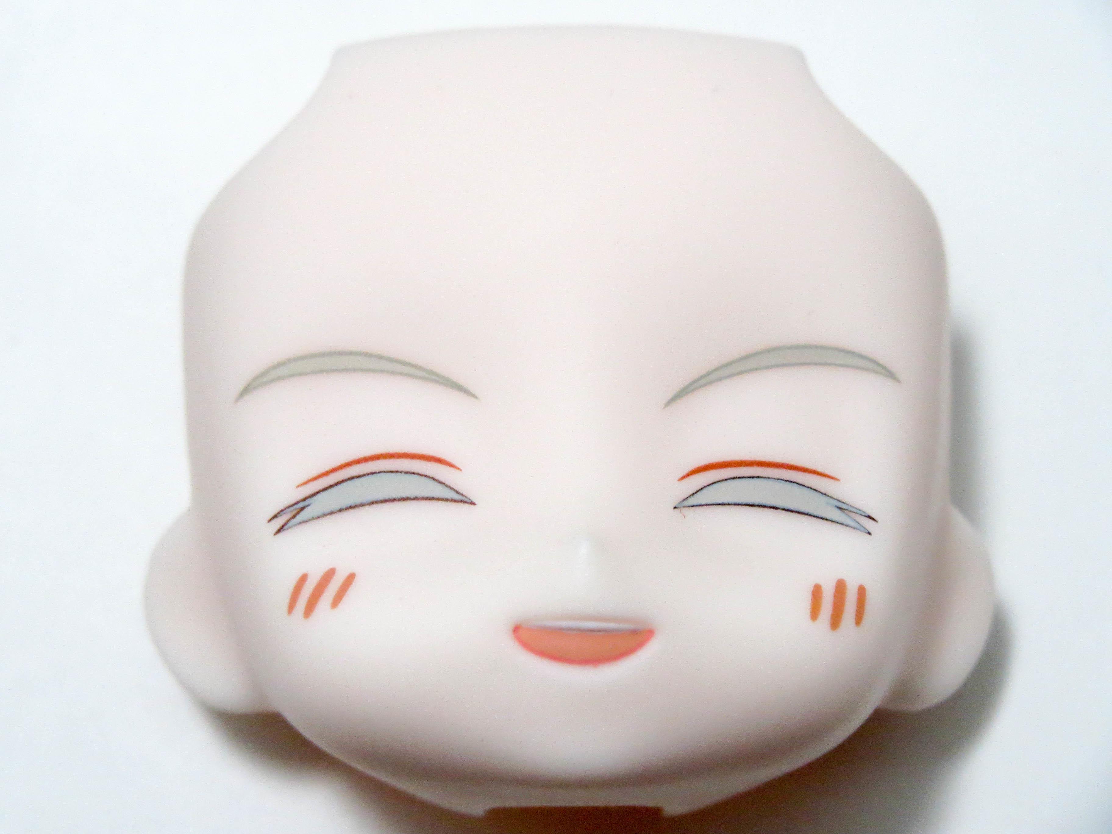 【540】 鶴丸国永 顔パーツ 笑顔 (A-ランク) ねんどろいど