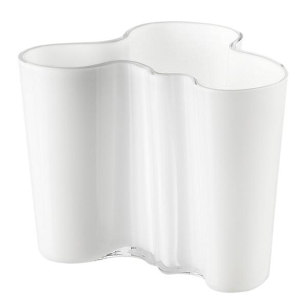 Alvar Aalto フラワーベース120mm ホワイト