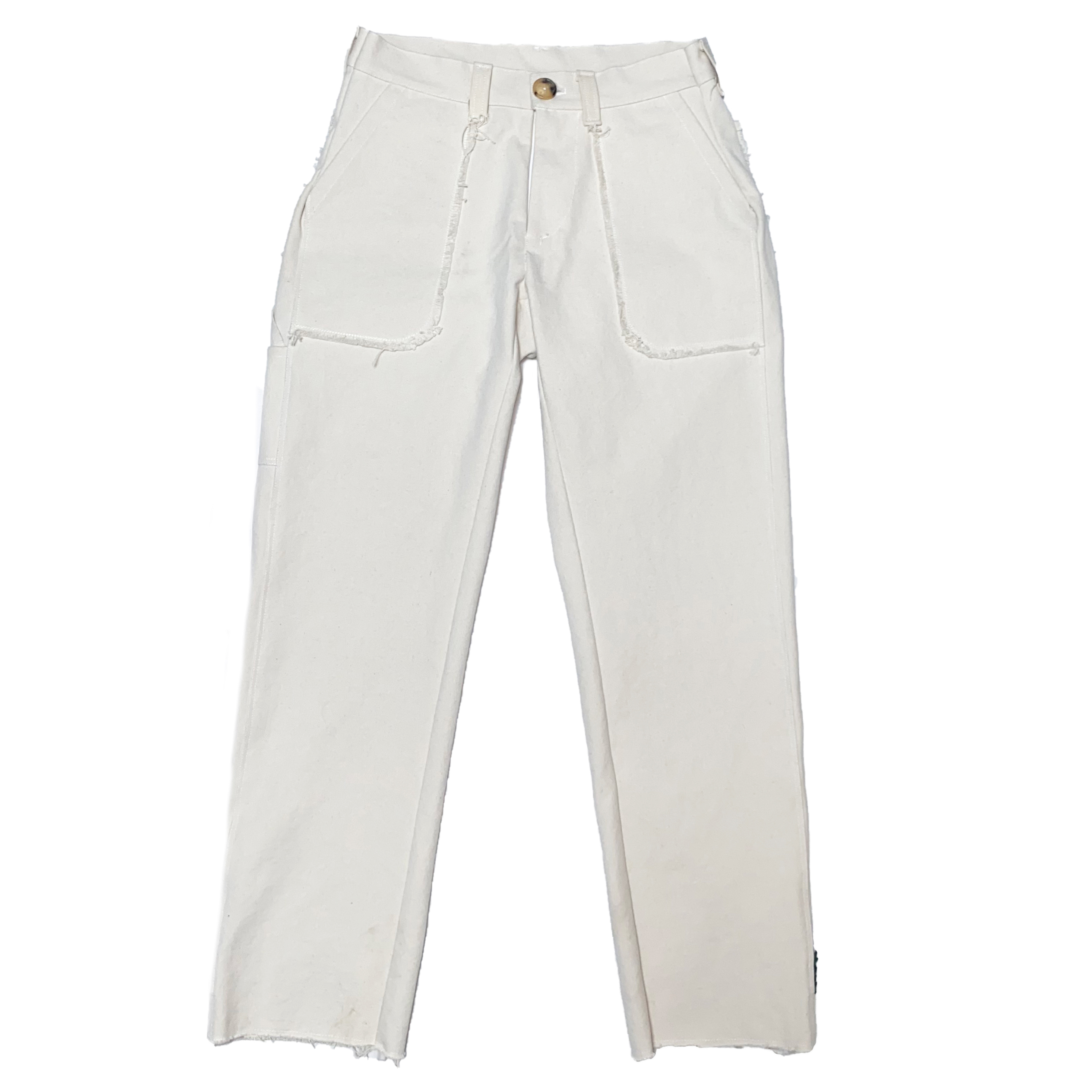 Carpenter Pants / White - 画像1