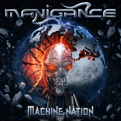"""MANIGANCE """"Machine Nation"""""""