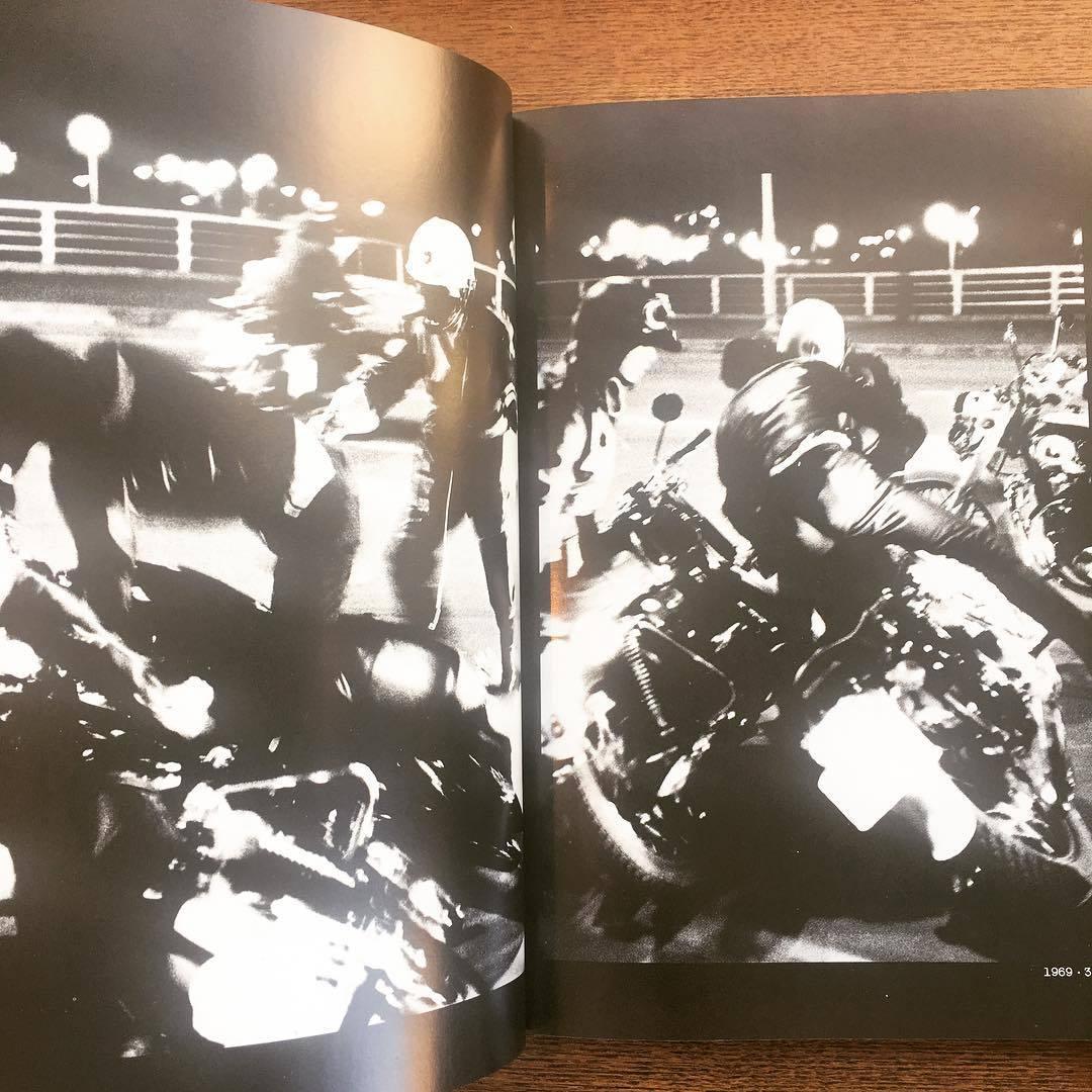写真集「′69新宿カミナリ族は、いま… 青春ふたたび帰らず 福田文昭写真集」 - 画像2