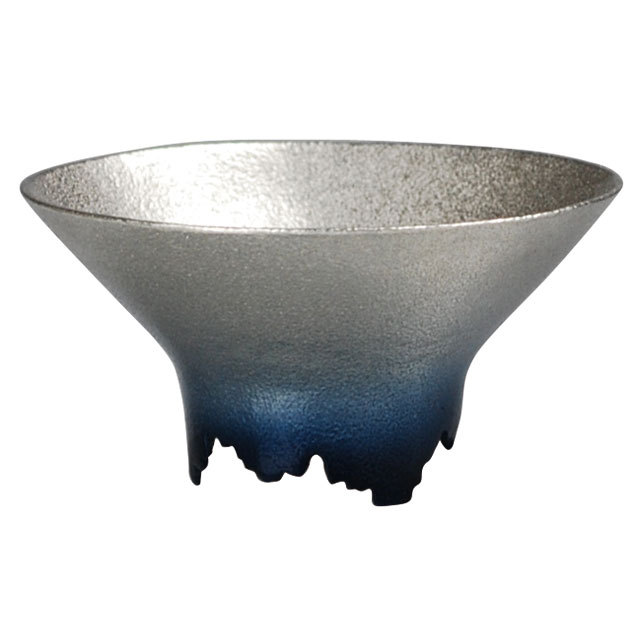SHIKICOLORS Icenavy Sake Cup