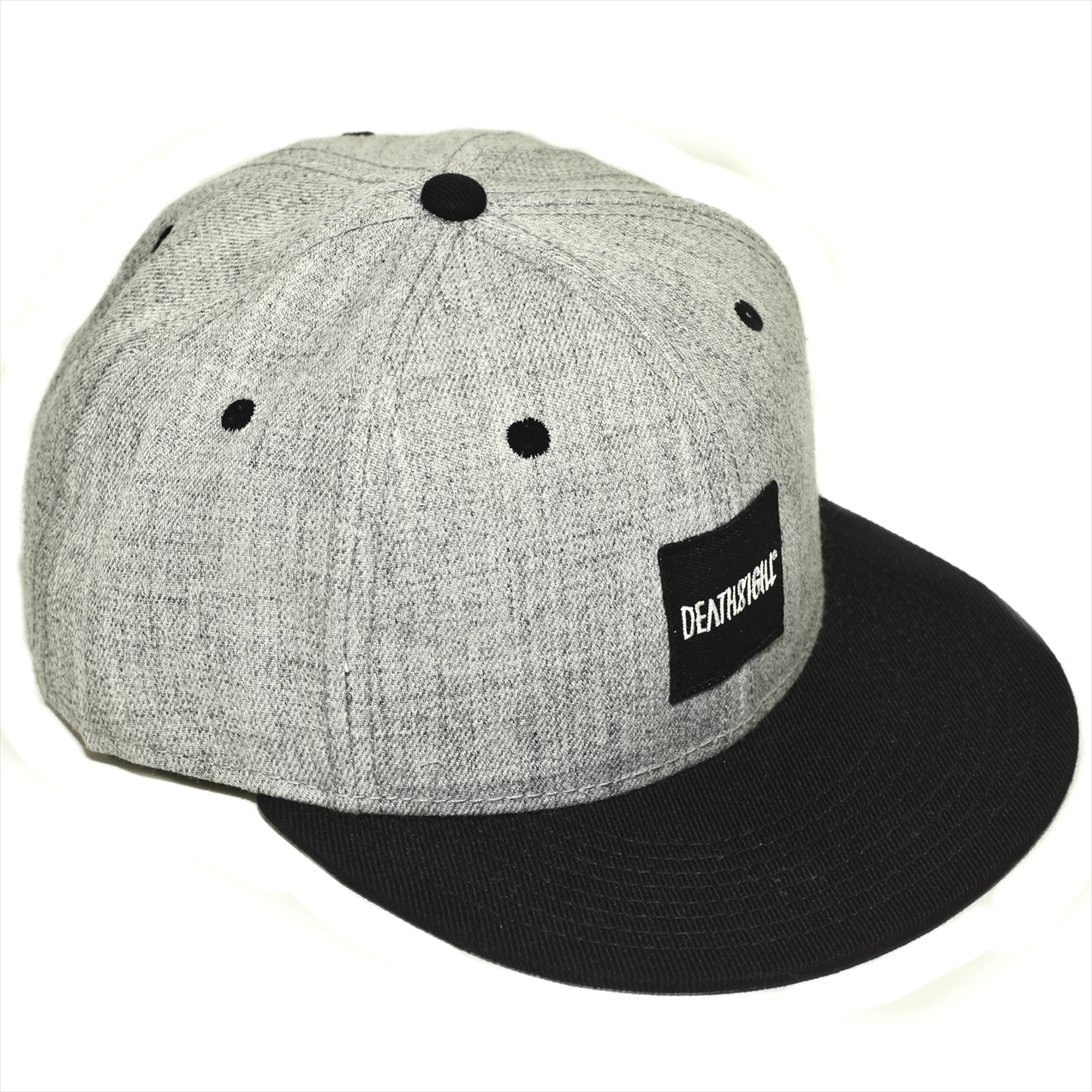 BOX LOGO CAP GRAY - 画像1