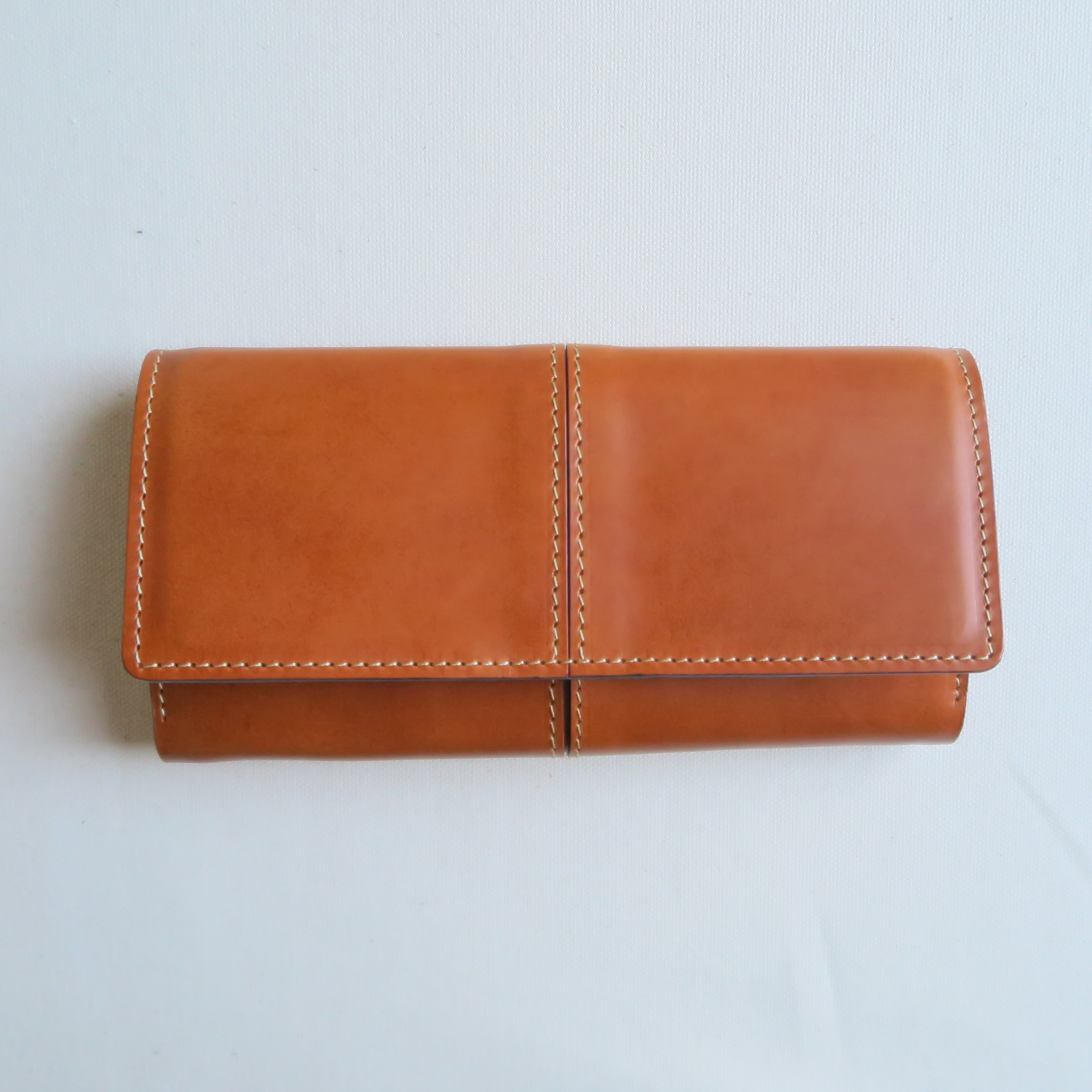 Garçon wallet BROWN