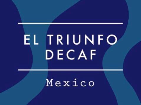 """【お得!500g】カフェインレス(デカフェ)メキシコ / EL TRIUNFO """"DECAF"""""""