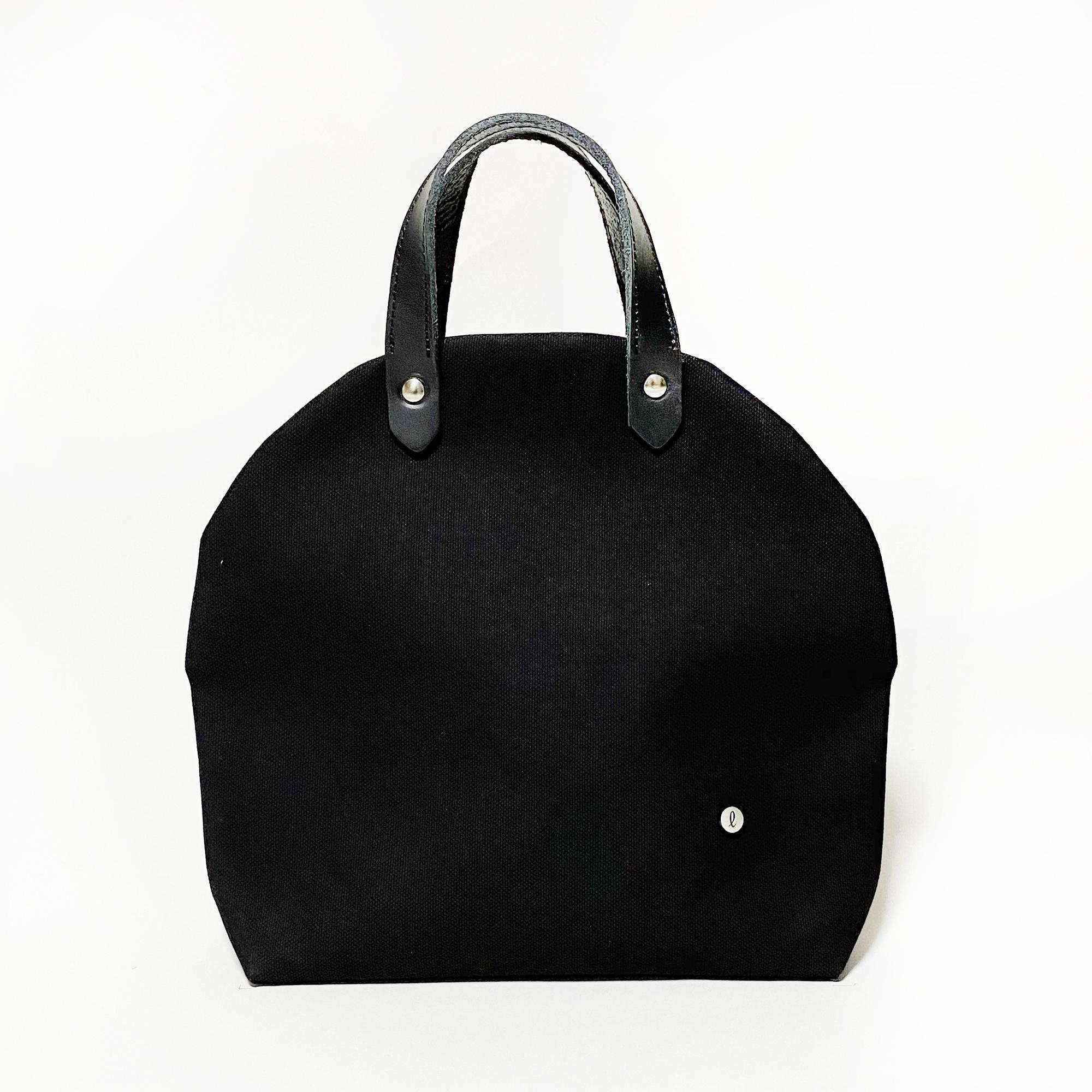 cupcake bag/black  カップケーキバッグ/ 黒
