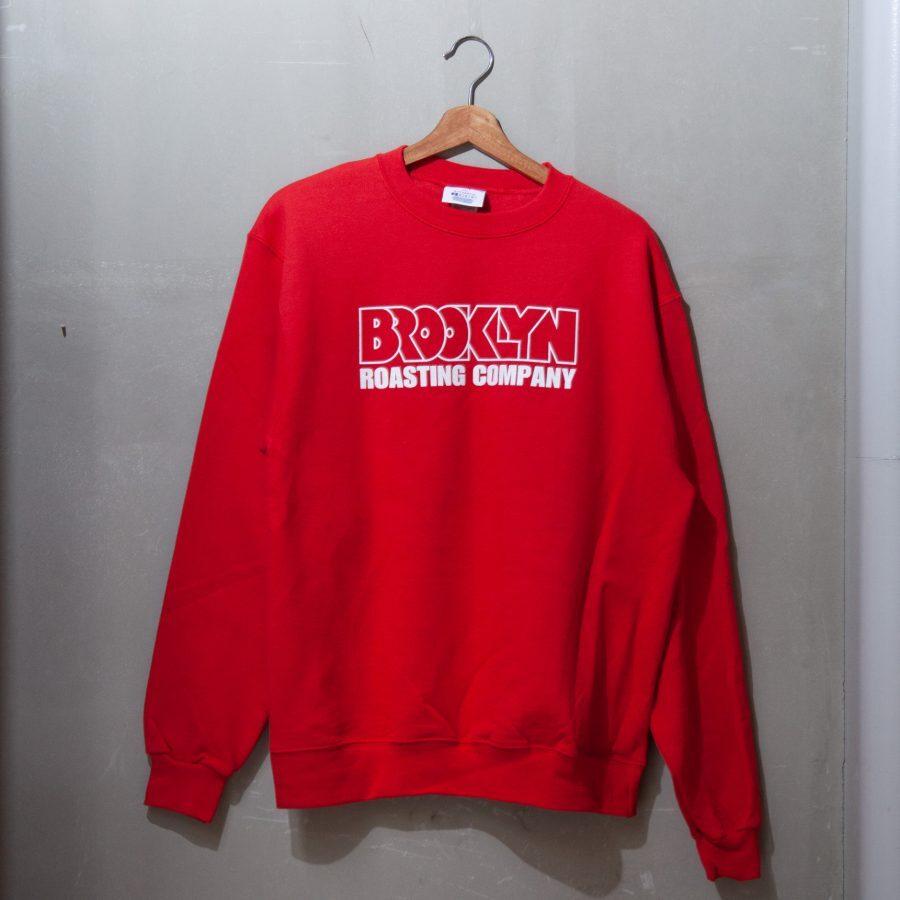 Crewneck Sweat shirt(Red)