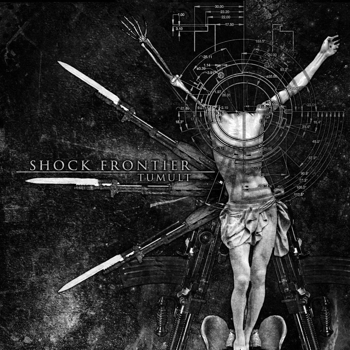 Shock Frontier - Tumult CD - 画像1