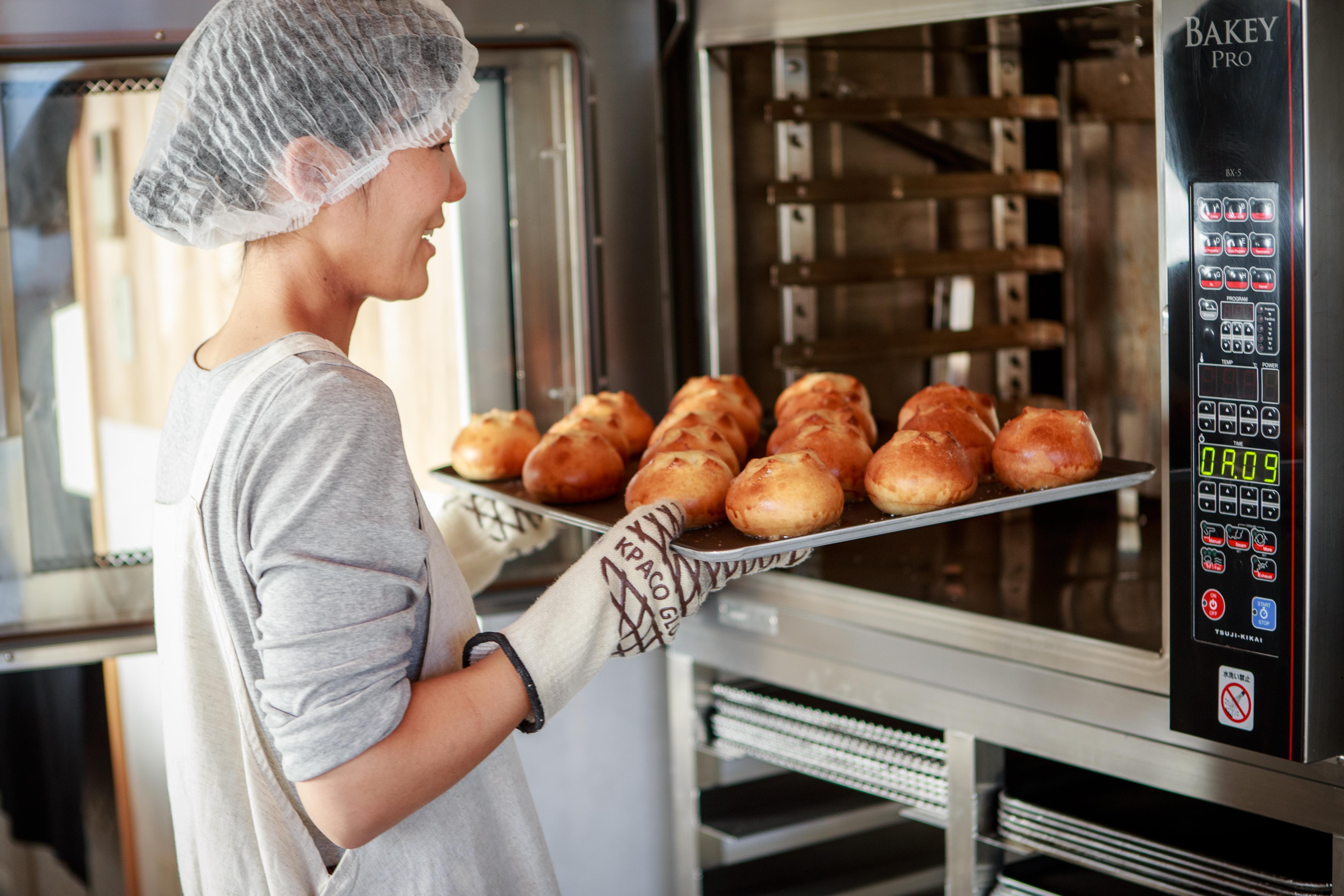割れパン特別価格!京小麦の塩バターパン 10個入り