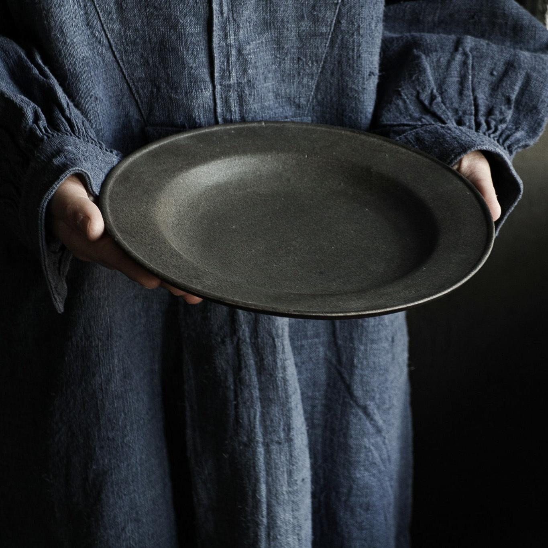 リム皿 sekiguchi noritaka