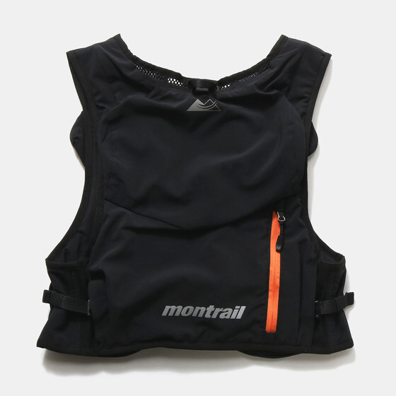 Columbia Montrail コロンビア モントレイル Ruimpulse Vest 7.0 ルインパルスベスト XU0123 011(ブラック×レッドスパーク) 【ザック】【ランニングパック】【上田瑠偉監修】