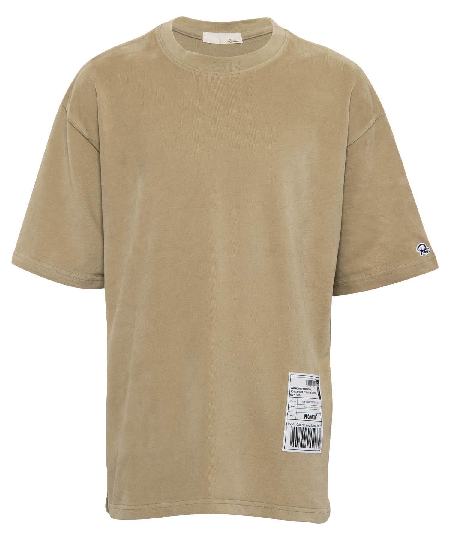 ONE POINT BIG T-shirt[REC362]