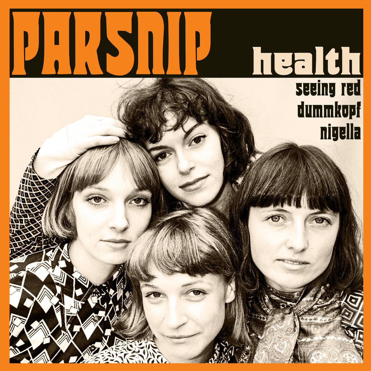 Parsnip / Parsnip (7inch)