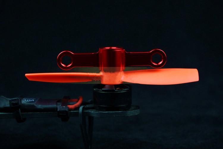 ◆2204ドローンモーターのブレード止めナット用六角レンチ、材質6063アルミ合金,CNC加工 M5&M4&M3ナット外し工具