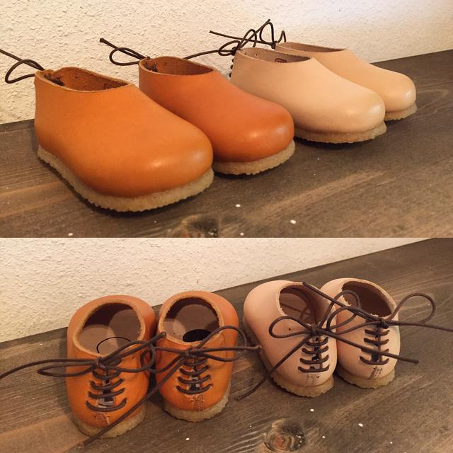 子供靴 ペーター バックリボン