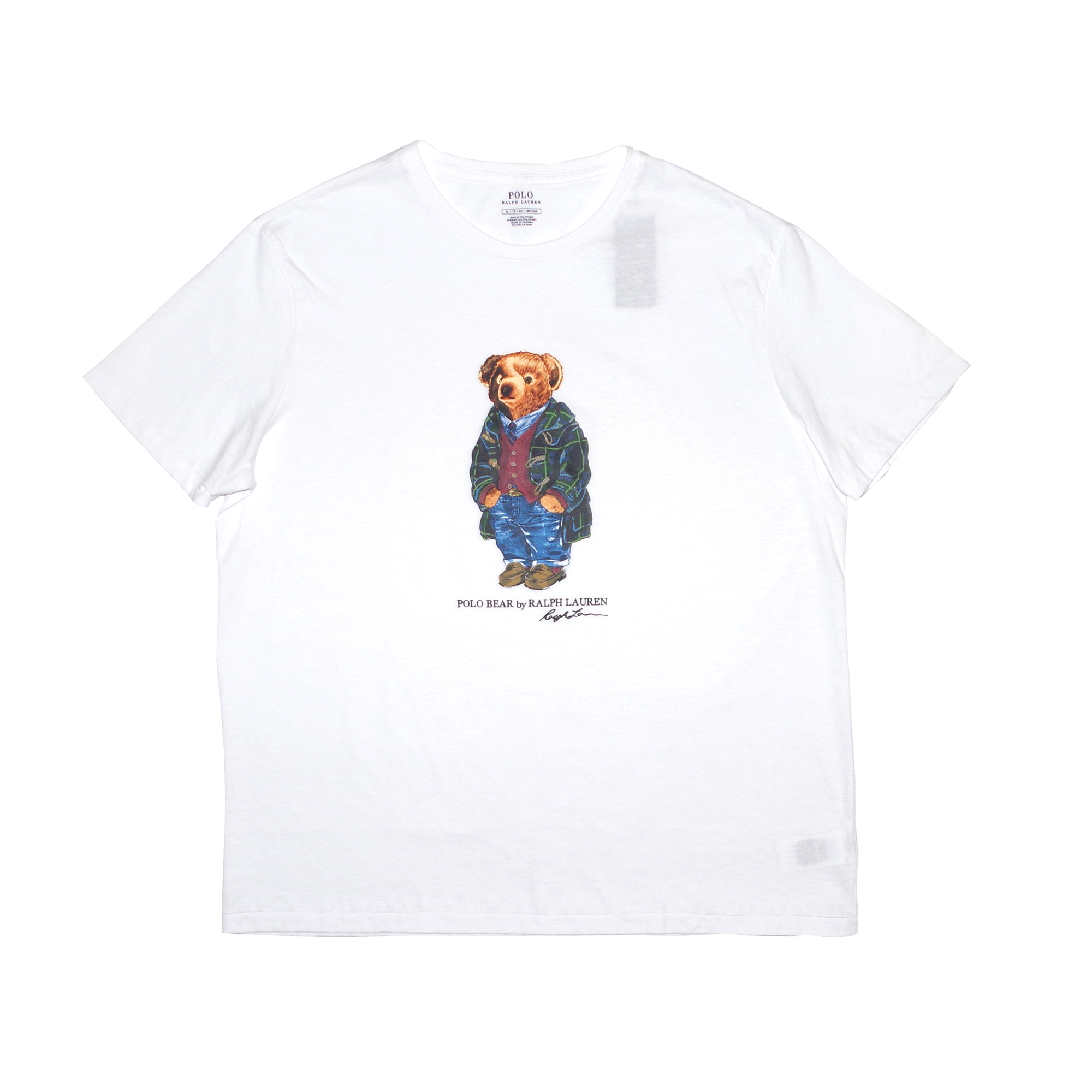 POLO RALPH LAUREN Polo Bear T-Shirts WHITE