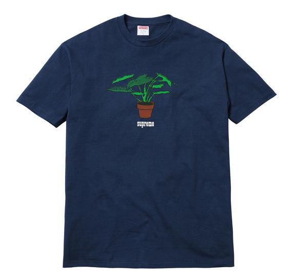 Supreme Plant Tee