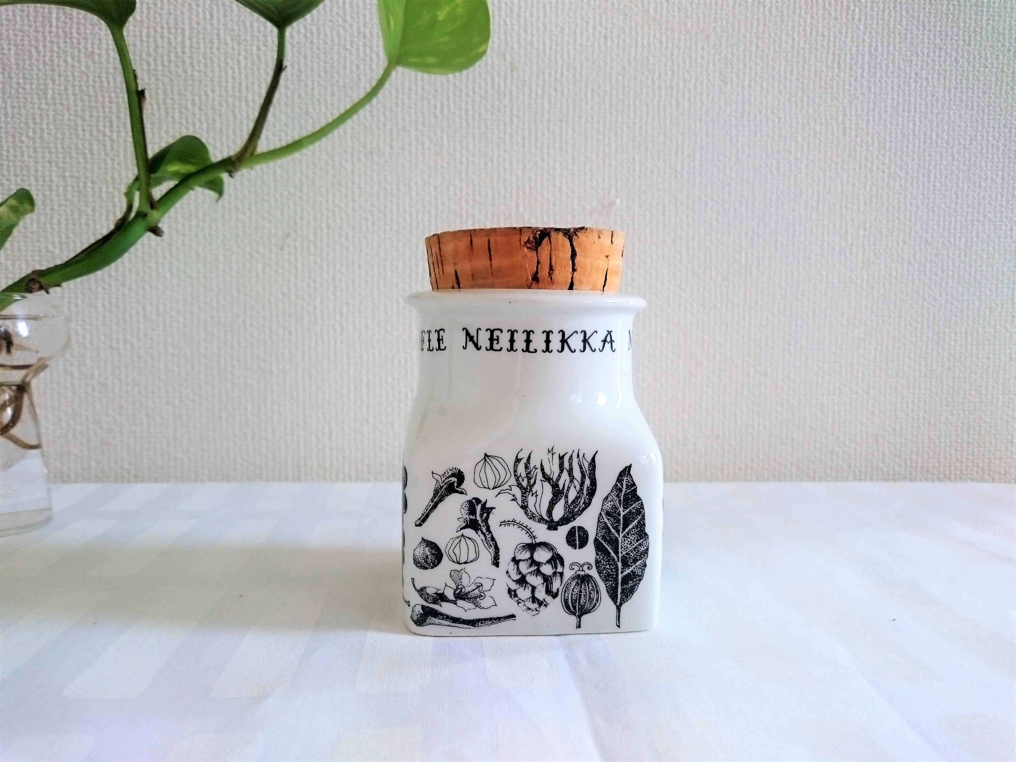 スパイスジャー / アラビアヴィンテージ / CLOVES ・NEILIKKA /クローブ