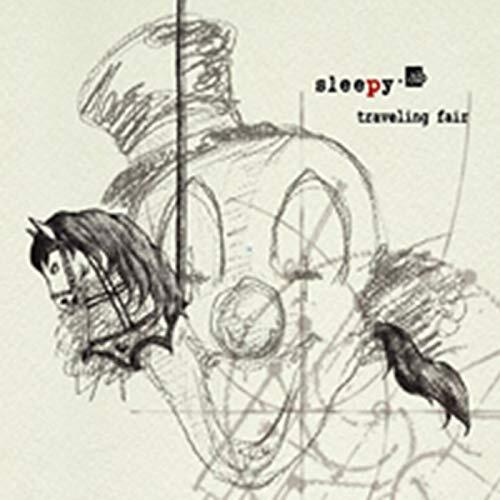 sleepy.ab / traveling fair / カメレオンレーベル