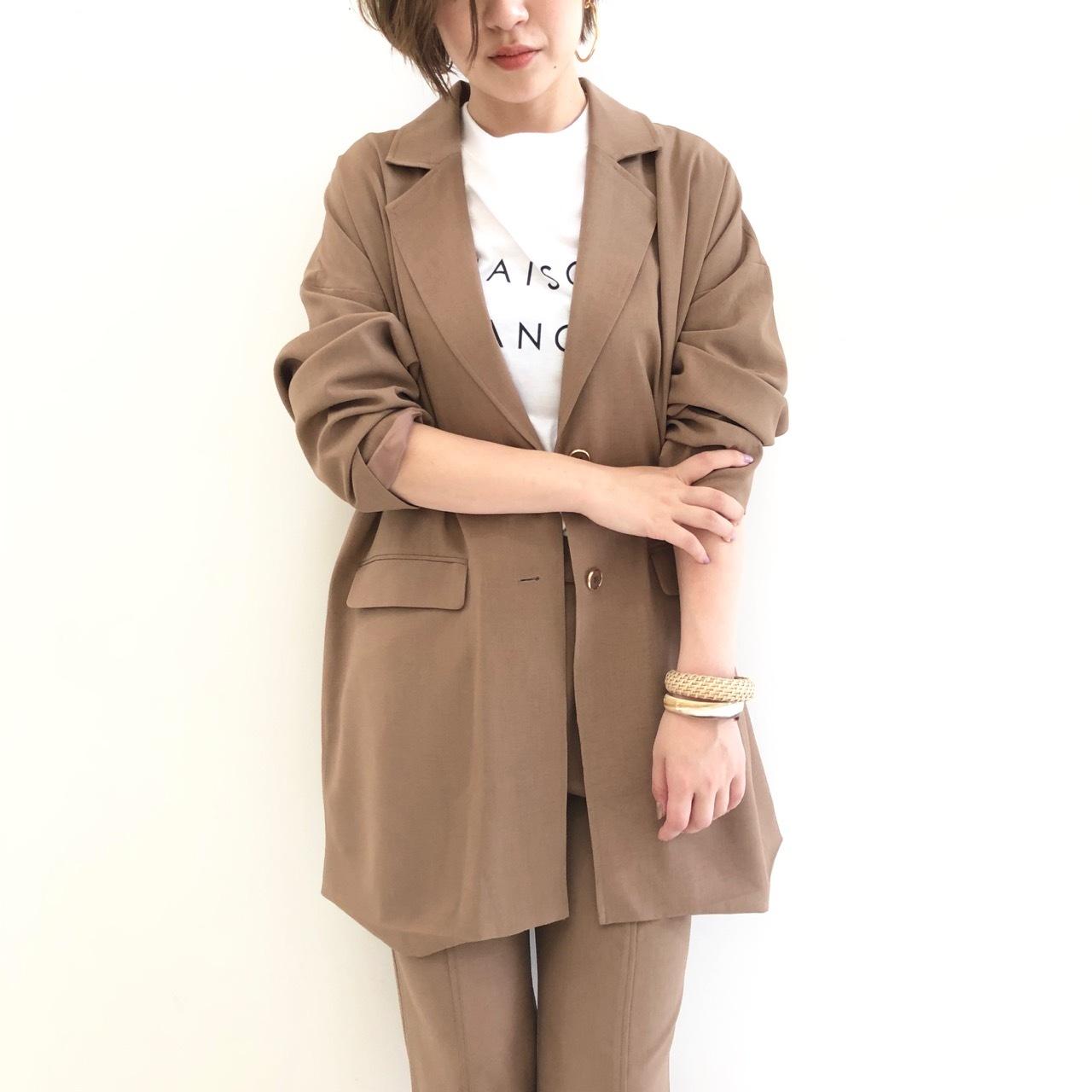 【 Chignonstar 】- 4192-094 - テーラードジャケット
