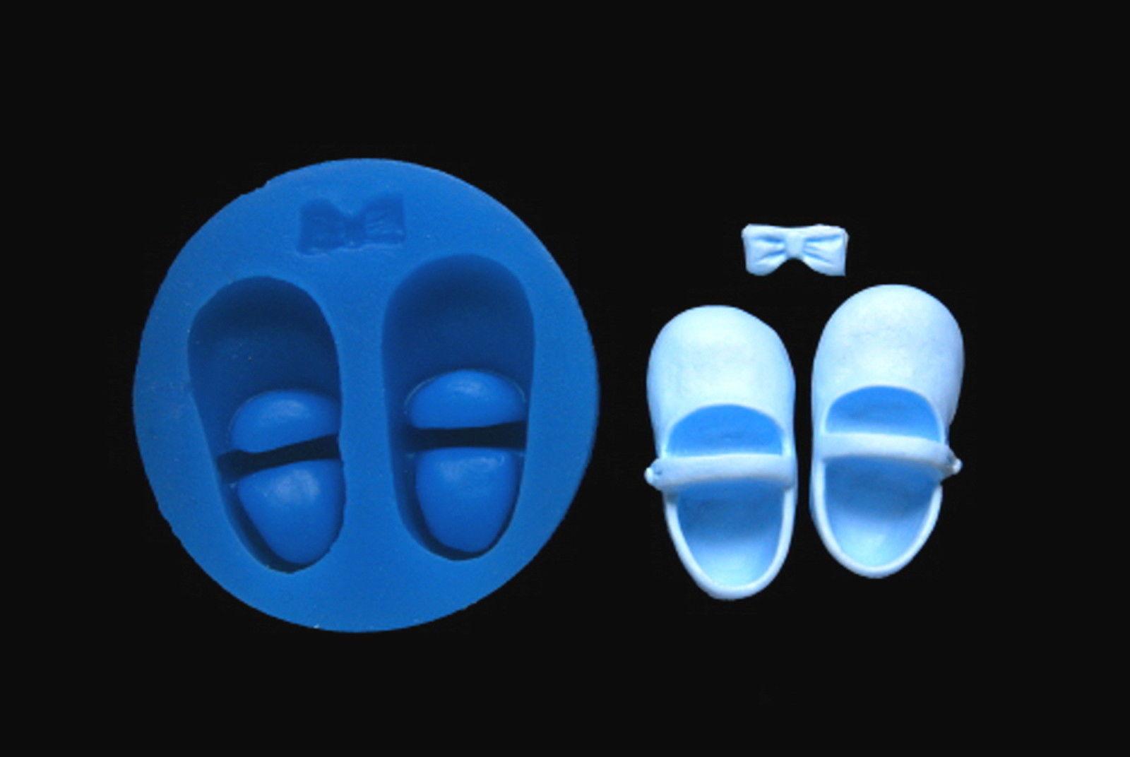 ベイビーシュー・靴 シリコンモールド