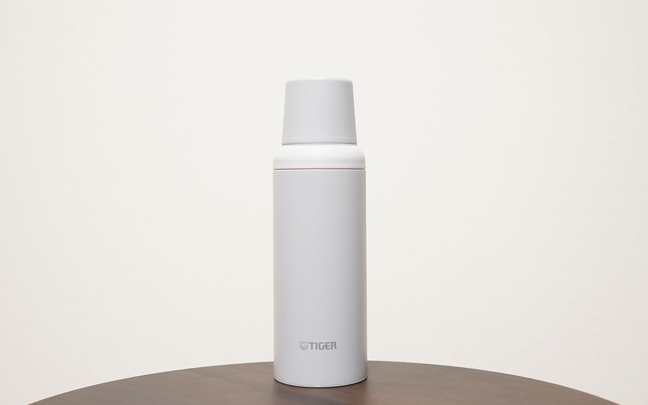 &bottle MOTTO(アンドボトル モット)/グレイッシュホワイト