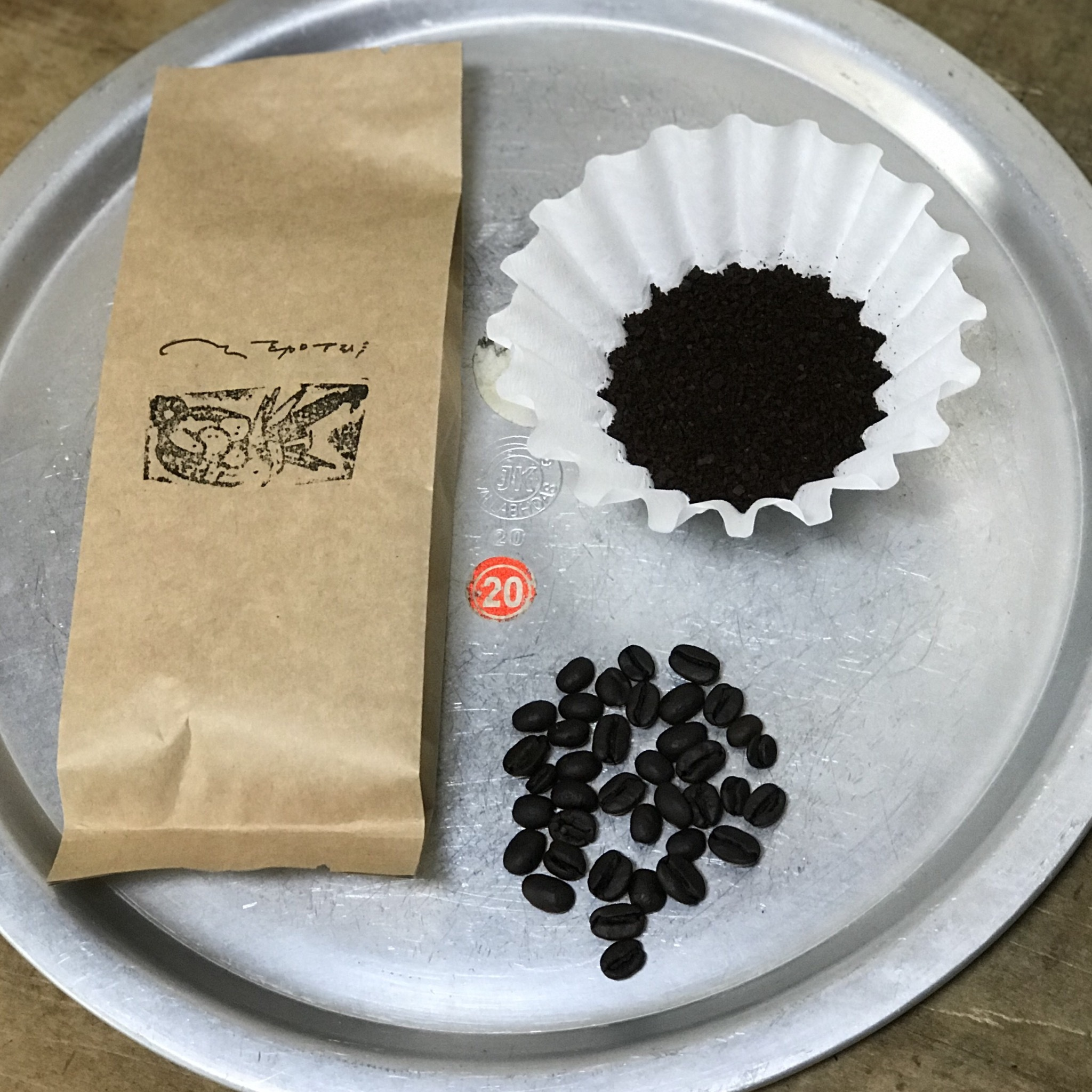 カフェインレスコーヒー 100g〜