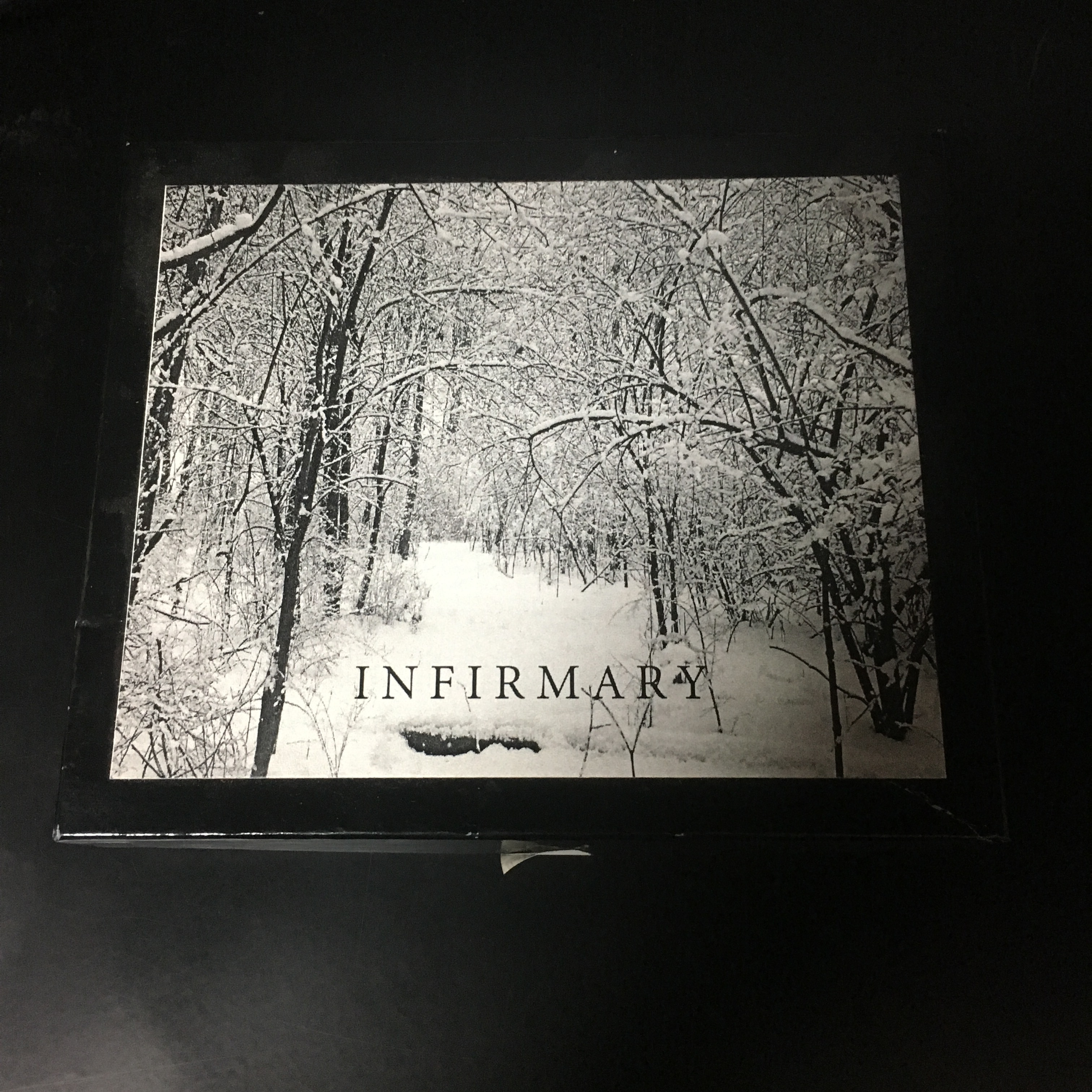 Infirmary ‎– Path Leads No Where(2CS)USED