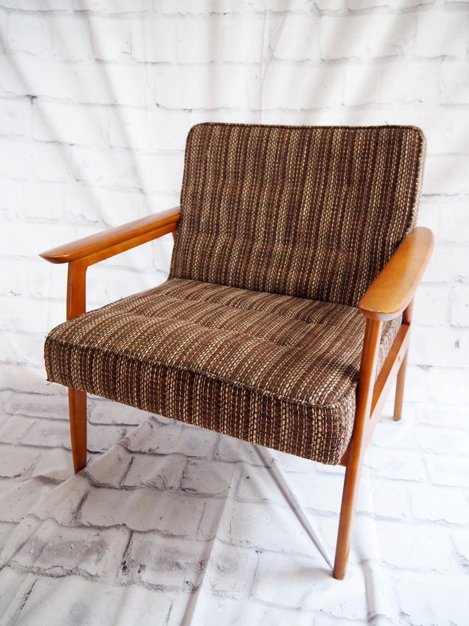 品番3098 一人掛け チェアー シングルソファー 椅子 ヴィンテージ