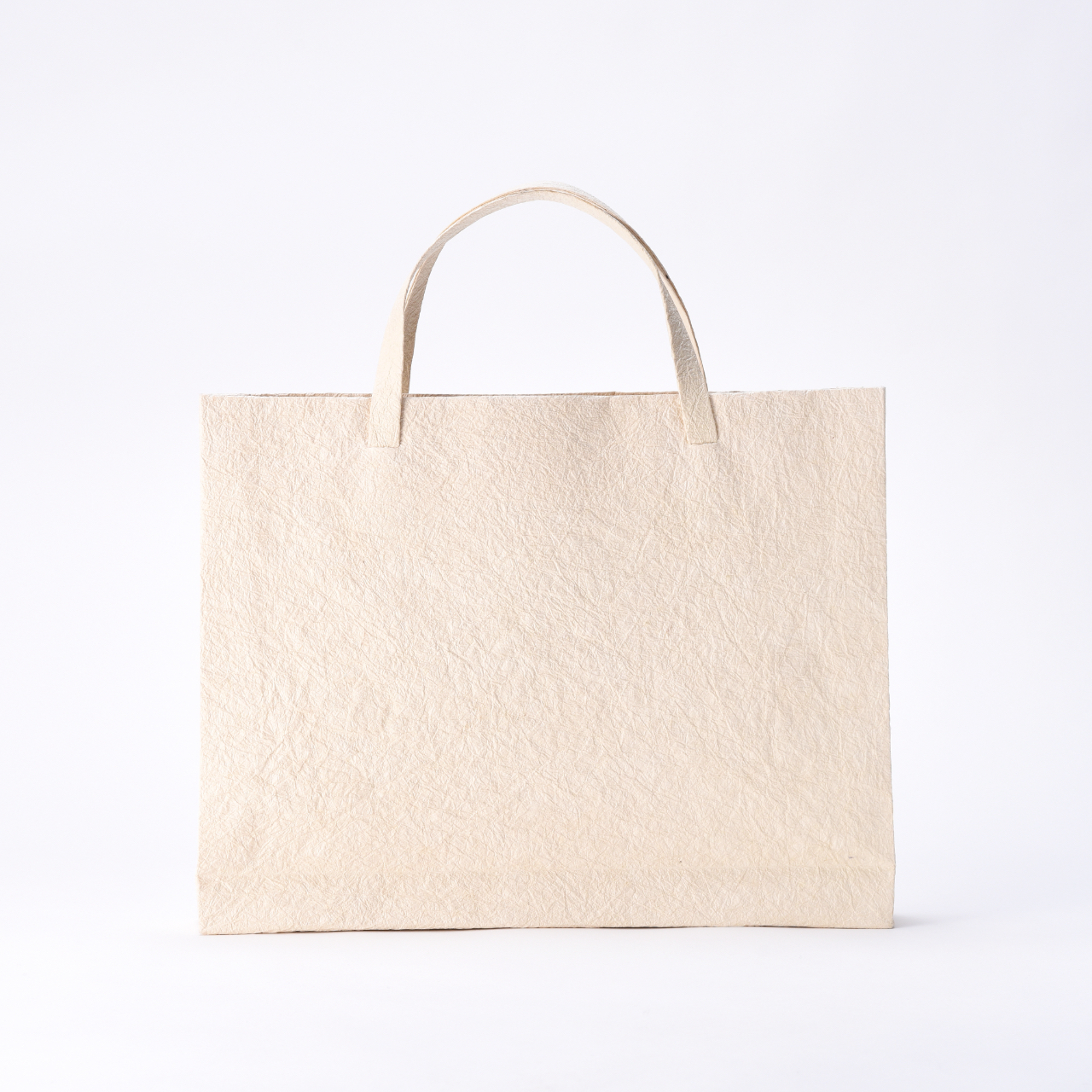 手提げ鞄(白):抗菌撥水加工済み