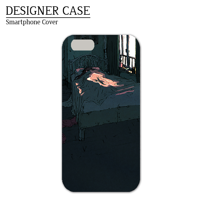 iPhone6 soft case [shinshitsu]  Illustrator:Kawano