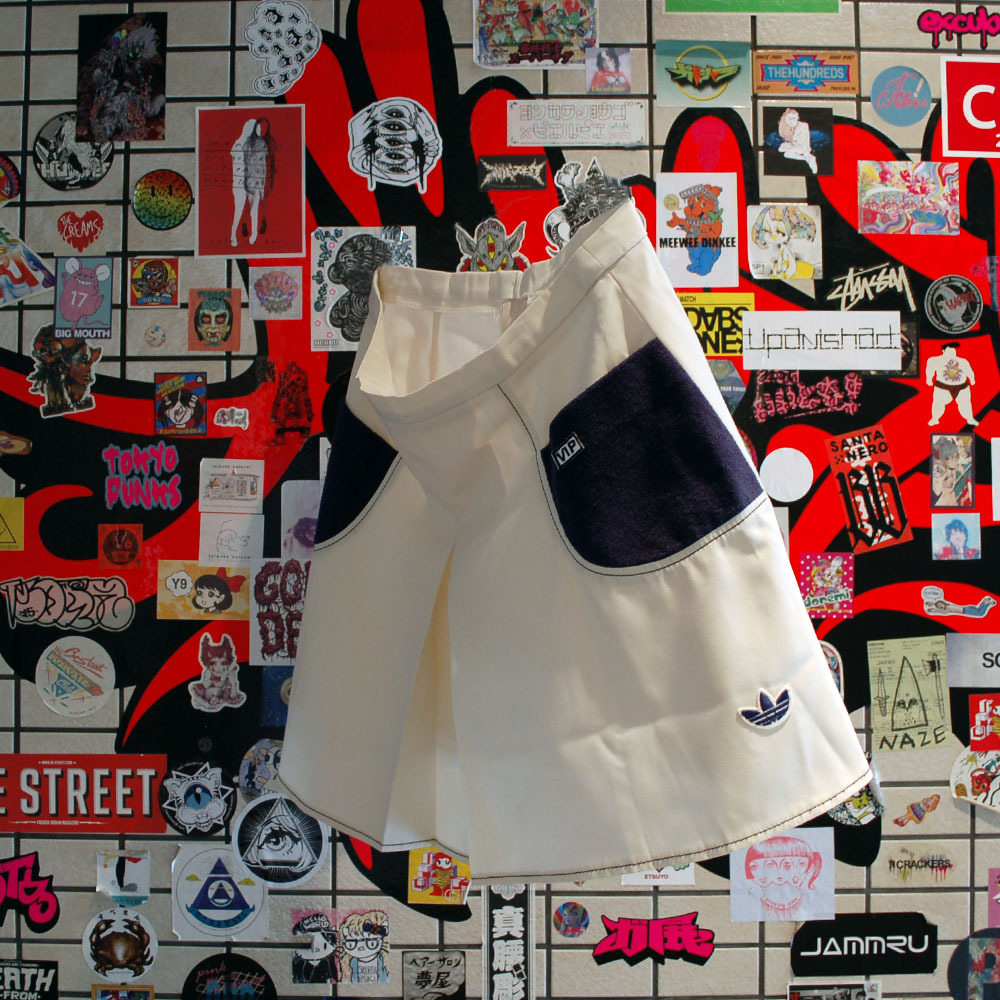 "80s ADIDAS Skirt ""Made In Belgium"""