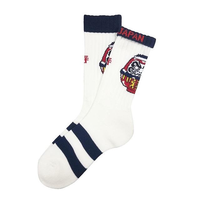 """JAPAN 雪達磨"" Socks"