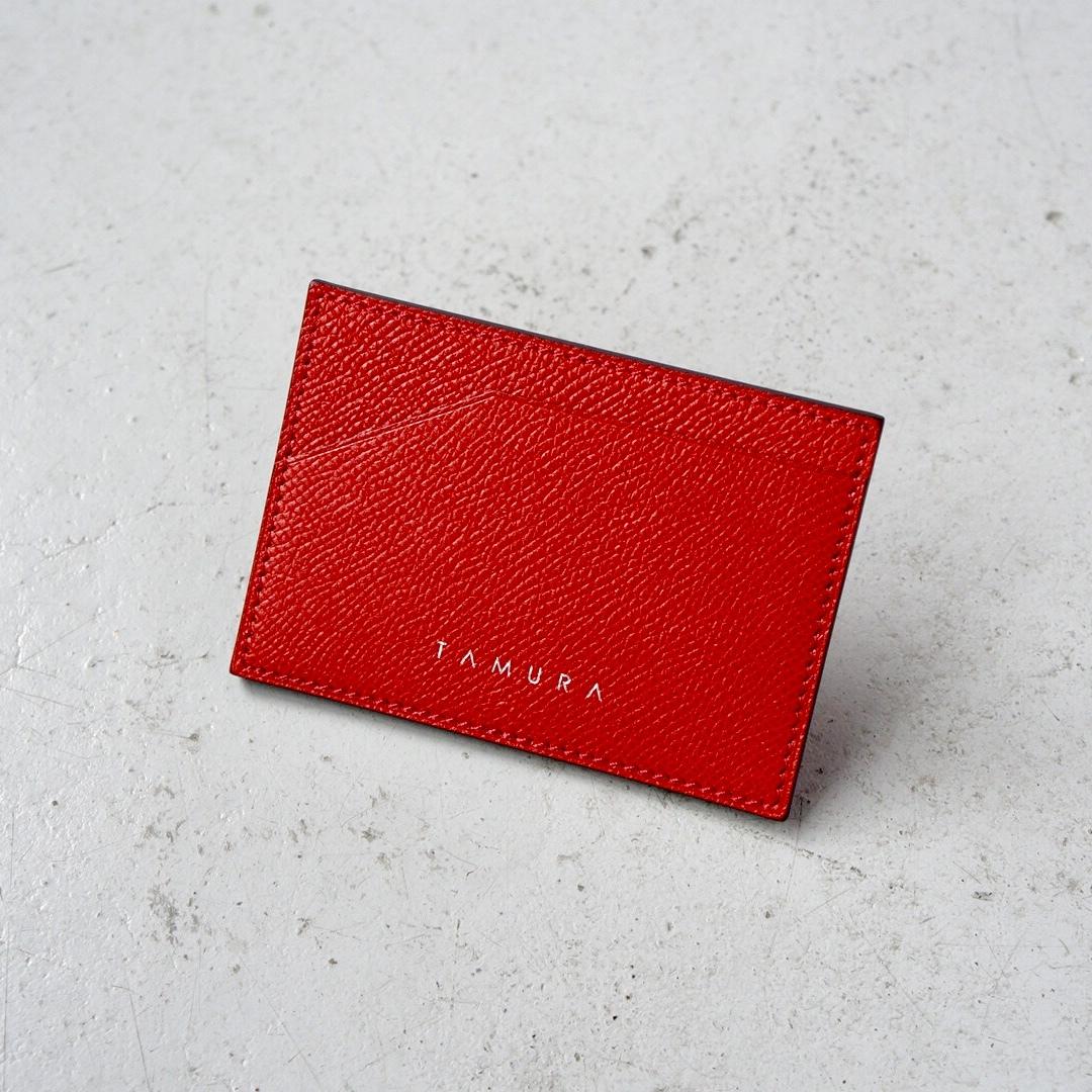 カードケース <Deneb> レッド