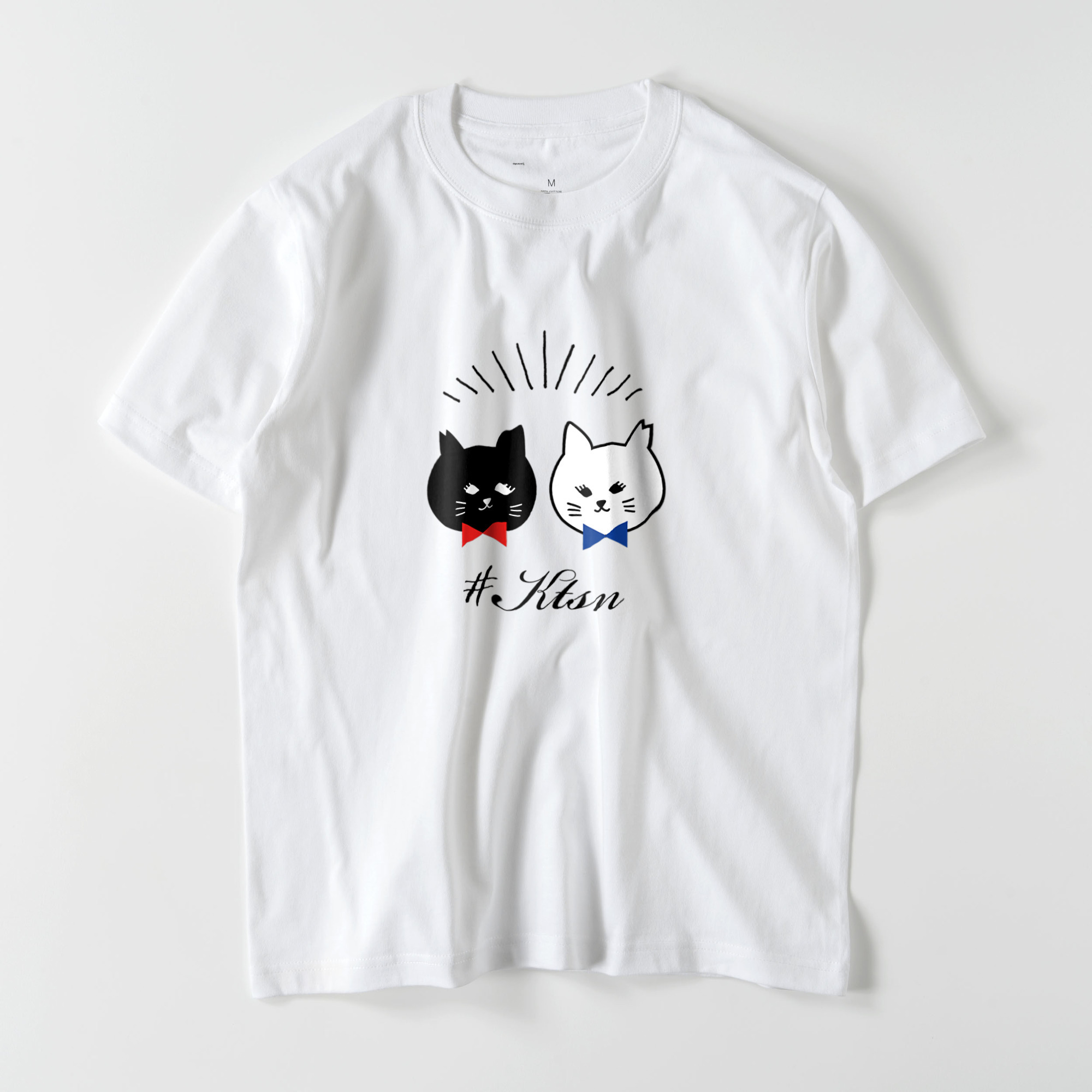 #KTSN×kaco Tシャツ
