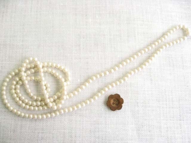 カラーパール(球形) ホワイト BZ-201