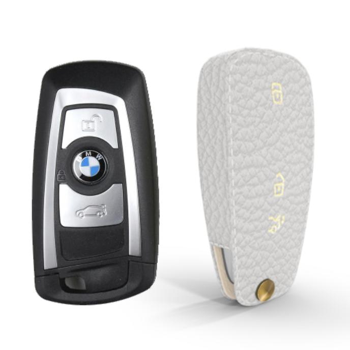 BMW 専用 Type4-B Car Key Case Shrink Leather Case