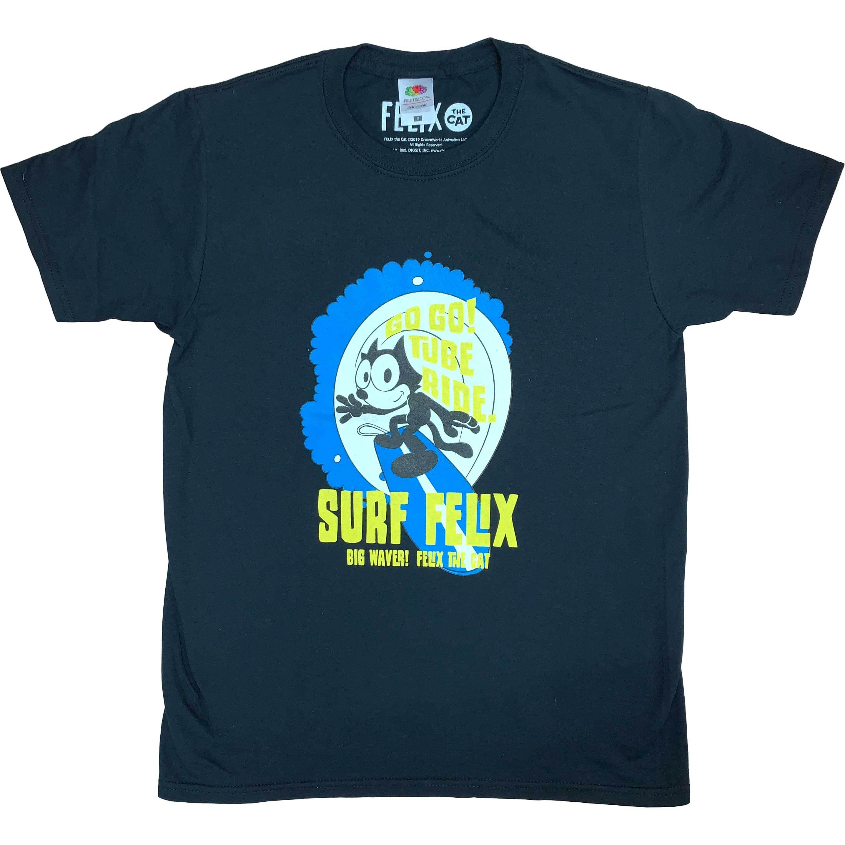 [FELIX]フィリックス・ザ・キャット・ハワイアン・Tシャツ(丸首)・フルーツオブザルームボディJ3930HD - Tube Ride (チューブライド)