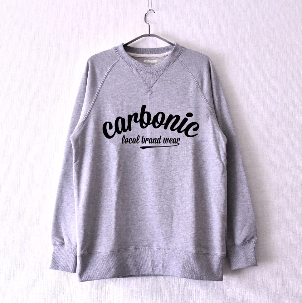 carbonic ARCH logo sweat