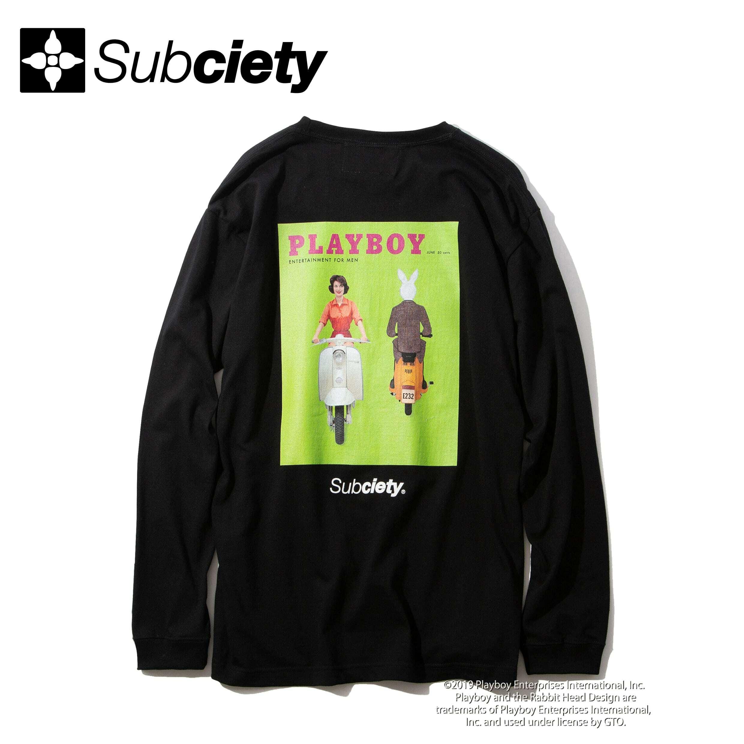 Subciety(サブサエティ) | COVER L/S