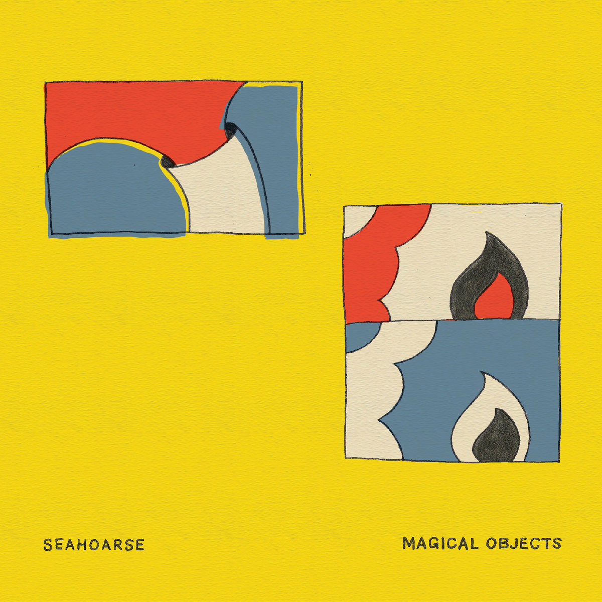 Seahoarse / Magical Objects(CD)