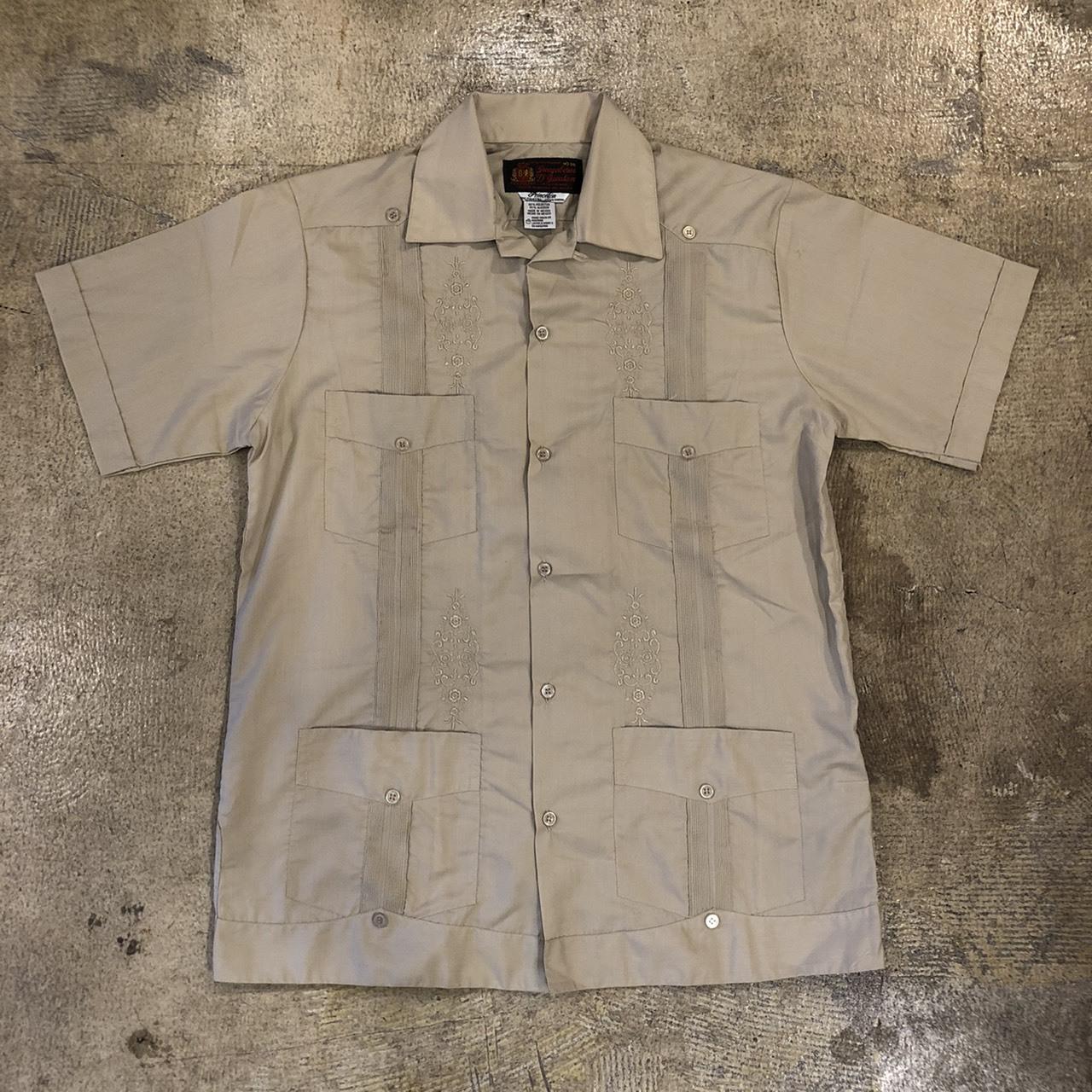 Guayabera Shirts ¥5,200+tax