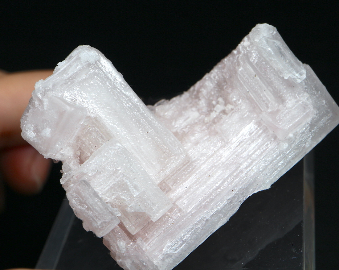 ピンクハーライト カリフォルニア産 22,6g 岩塩 PH076 鉱物 天然石 浄化 パワーストーン