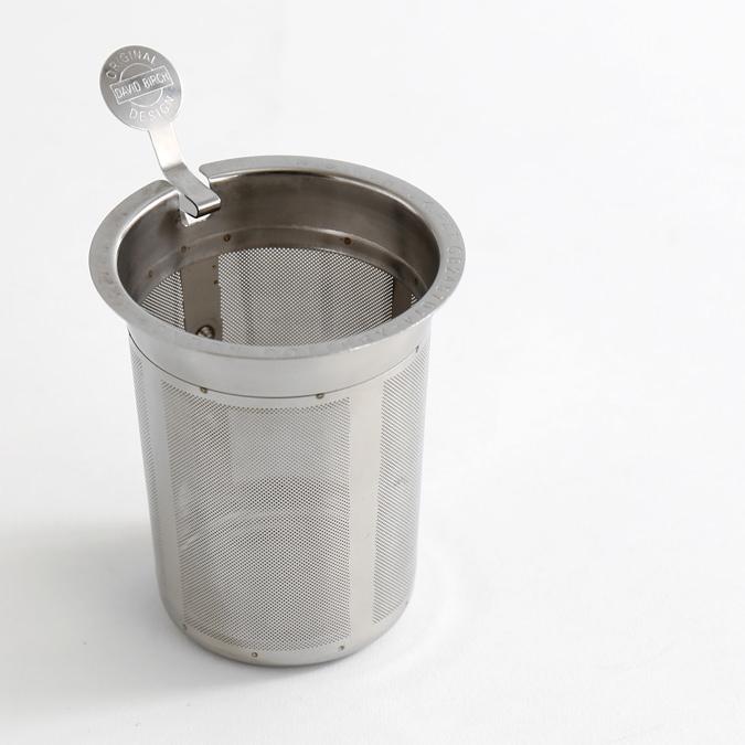 ティーポット 4カップ 900ml レッド