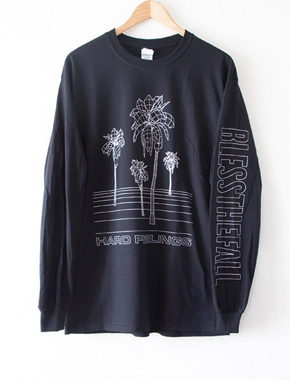 【BLESSTHEFALL】Hard Feelings Long Sleeve (Black)