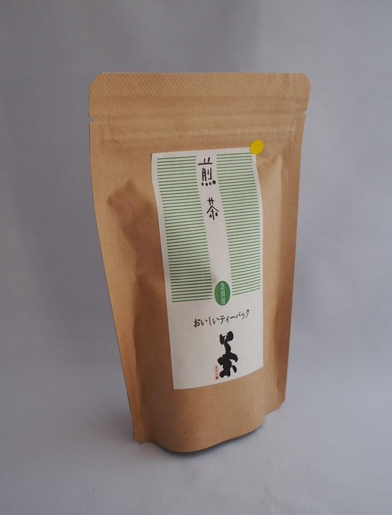【抹茶入り煎茶ティーバッグ】 急須用 5g×8個