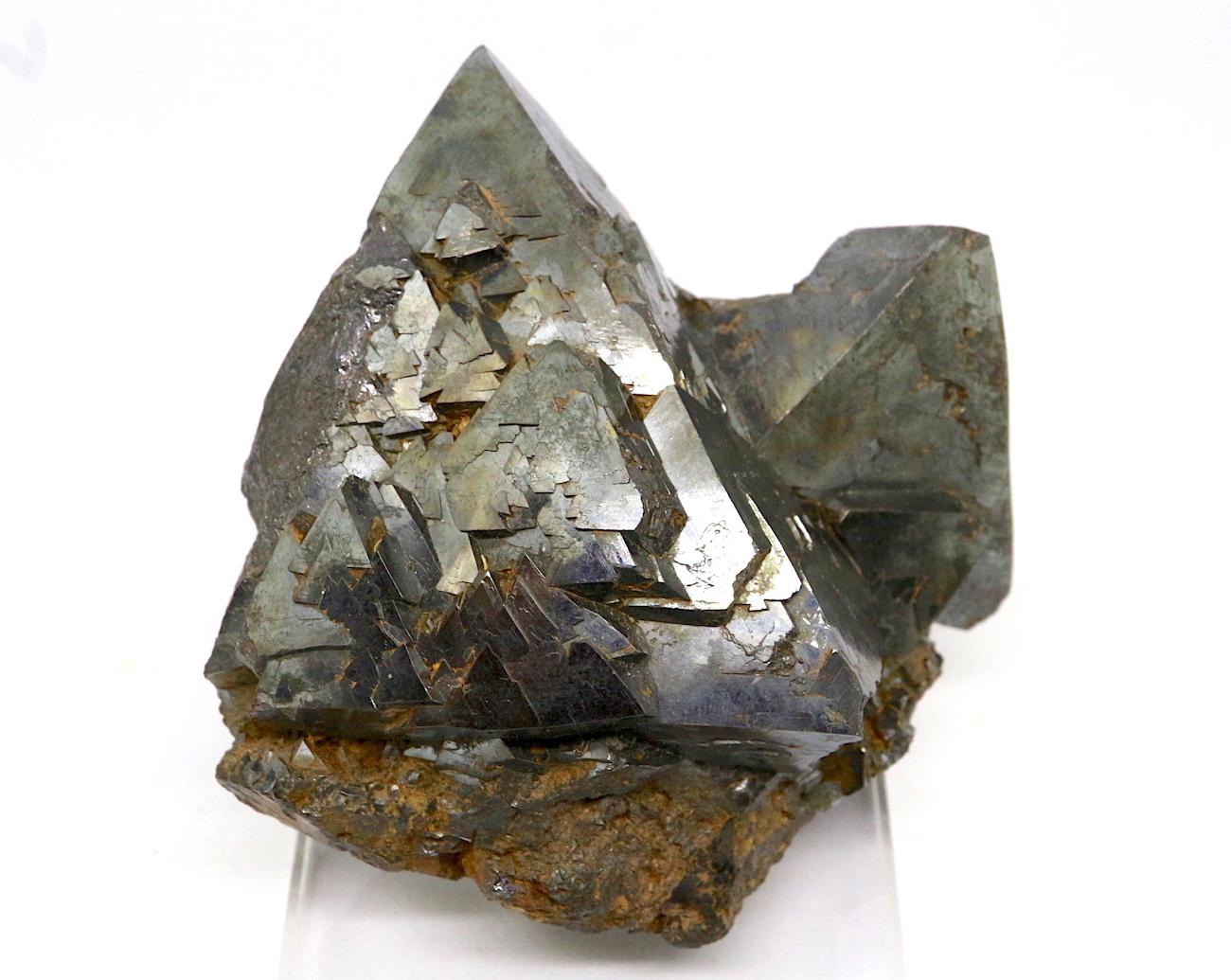 マグネタイト クリスタル 磁鉄鉱 ユタ州産   MGT010  原石 天然石 鉱物 パワーストーン